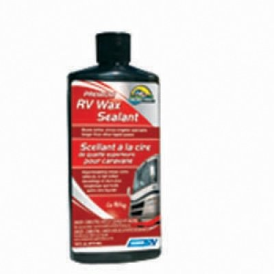 rv wax sealant